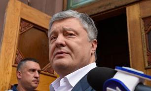 Порошенко вместе с семьей выехал из Украины без госохраны