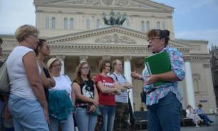 В День гида экскурсии в Москве посетило более 3,5 тыс. человек