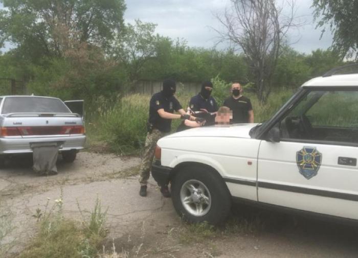 Бывший боец ВСУ подозревается в подготовке к терактам