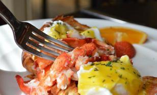 Врачи: яичница на завтрак может вызвать рак