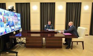 Министр МЧС Зиничев предложил ужесточить наказание поджигателям