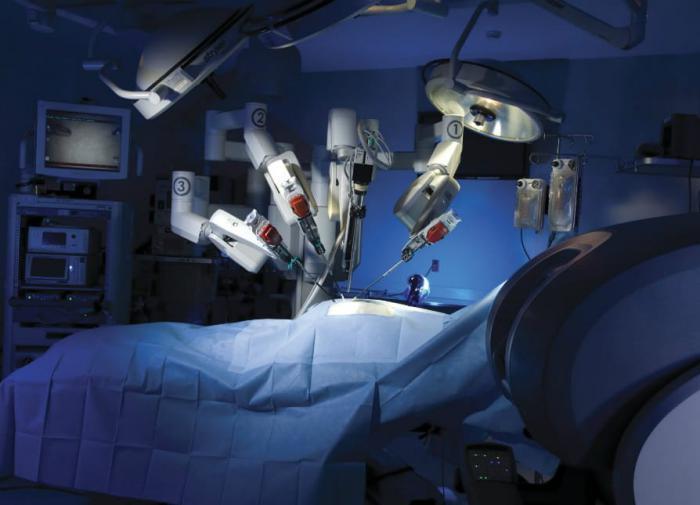 Инженеры Гарварда и Sony разработали робота-хирурга