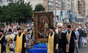На Украине проходит Крестный ход