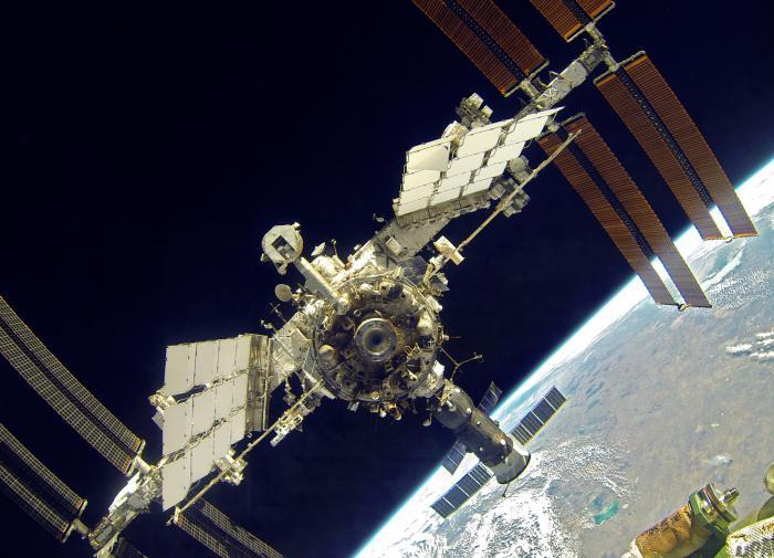 На американском сегменте МКС отключалась часть оборудования