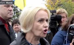 """Украинская националистка призвала отказаться от слова """"агрессор"""" в адрес России"""