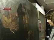 Уникальная картина-ребус Репина украсила музей в Москве