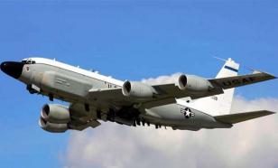 Самолеты США активизировали разведдеятельность у границ РФ на Балтике