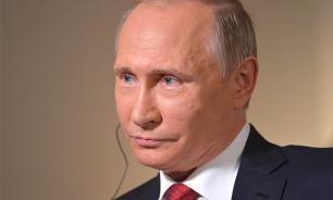 Владимир Путин: Крым вернулся в состав России без единого выстрела