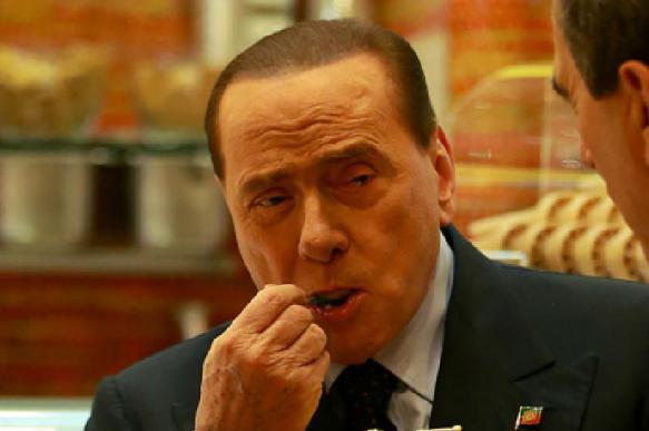 Берлускони в Риме пообещал Путину работать над отношениями Европы и РФ