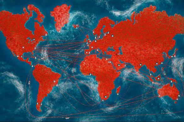 Мировая пандемия коронавируса преодолела отметку в 2 миллиона заражений