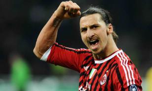 Ибрагимович признан лучшим игроком чемпионата Италии в октябре