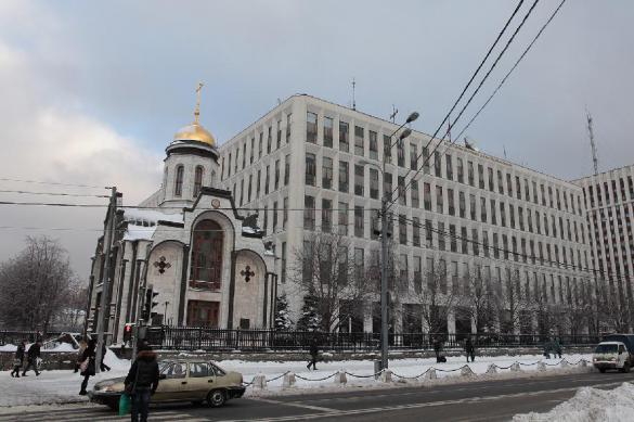 В транспортном департаменте МВД РФ прошли обыски