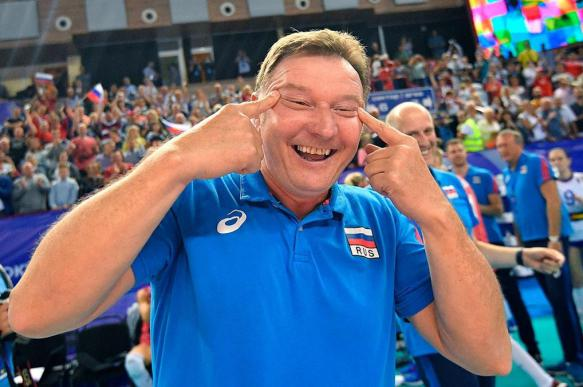 В ВФВ прокомментировали расистский скандал с тренером сборной России