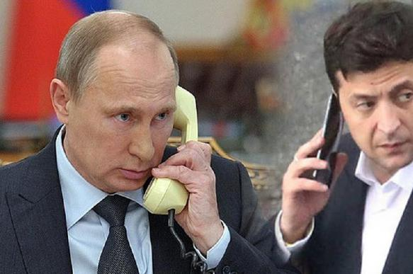Зеленский позвонил Путину, потому что Киеву очень нужен газ