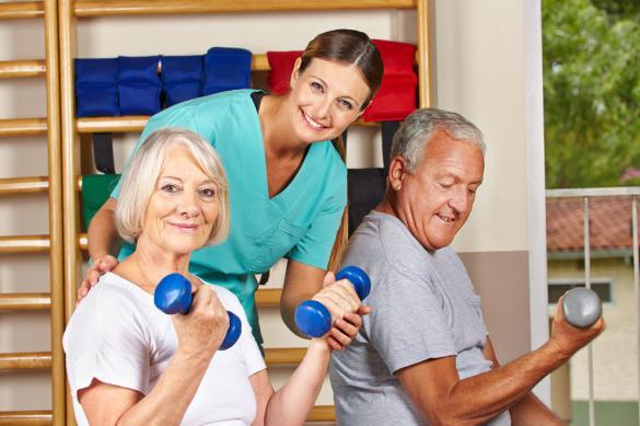 Фитнес помогает бороться с болезнью Альцгеймера