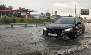 В Москве устранили все подтопления на дорогах