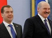 Для Белоруссии Россия - в радость