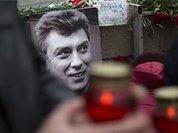 СМИ: При спутнице Немцова был телефон с радиомаяком