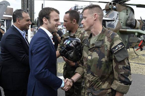 В следующем году ВВС Франции начнут патрулировать воздушное пространство Балтии