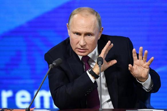 Владимир Путин: расширение НАТО опасно для России