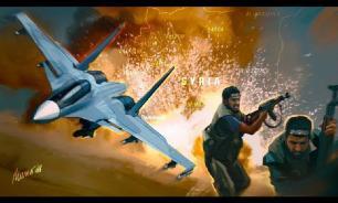 Русские научили армию Сирии воевать против террористов