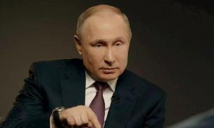 Песков объяснил заморозку выхода интервью с Путиным