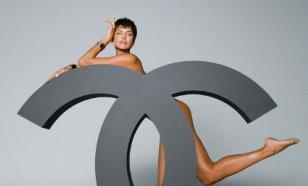 Ирина Шейк снялась в откровенной фотосессии для Vogue