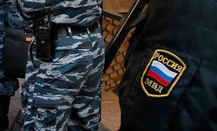 На вокзалах праздничной Москвы искали бомбу