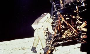 Washington Times рассказала о высадке США на Луну без флага