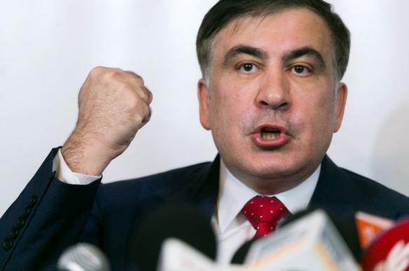 Саакашвили призвал уменьшить количество мест в украинском парламенте до 150