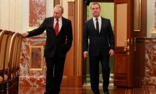 """Медведев: """" У нас по-прежнему добрые отношения с Путиным"""""""
