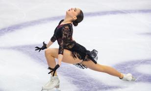 Загитова упала на Кубке Первого канала, Медведева откатала чисто
