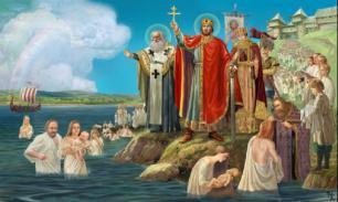 Князь Владимир – креститель Руси