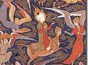Ночь Мирадж - небесное путешествие Мухаммада