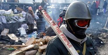 Третий Майдан будет подавлен силой