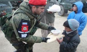 Чеченская военная полиция начала свою работу в Сирии