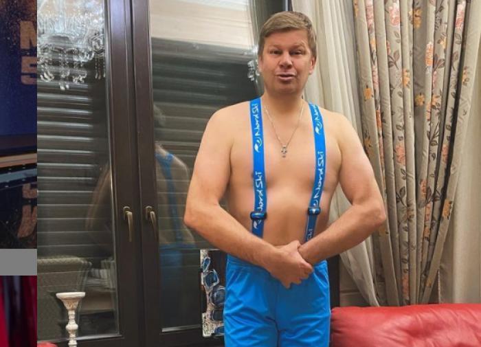 Губерниев предложил Семенович и Быстрову встать в пару