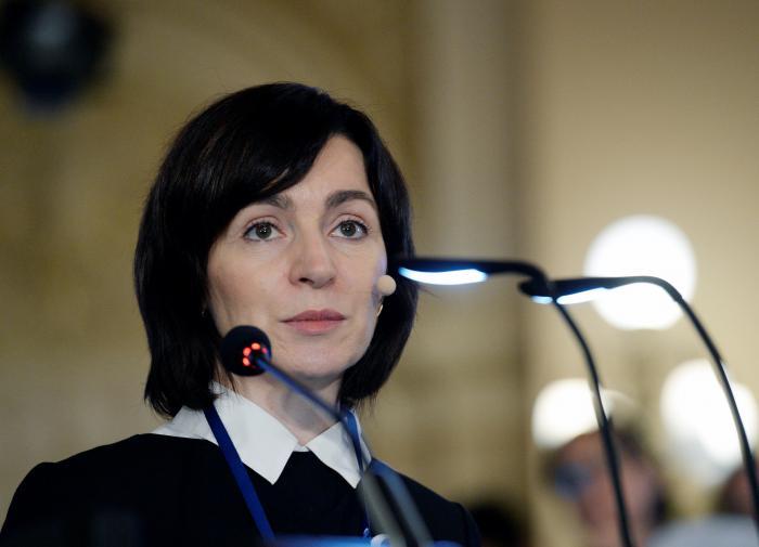 Санду объяснила проблемы с поставками американских вакцин в Молдавию