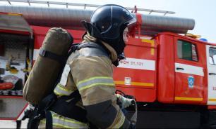 Из загоревшегося общежития МПГУ в Москве эвакуировали около 700 человек
