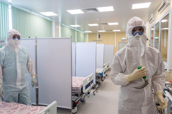 В Иркутске после карантина откроется госпиталь для больных пневмонией