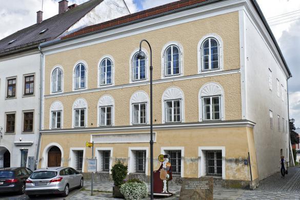 В Австрии дом Гитлера перестроят в отдел полиции