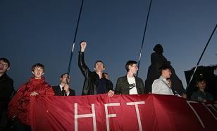 Запад делает проигрышную ставку на Навального