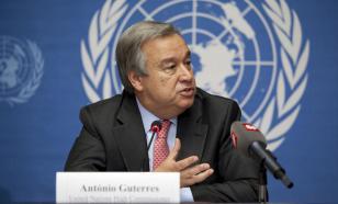 Генсек ООН высказался по поводу ситуации на востоке Украины