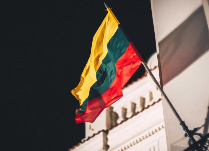"""""""Белая Русь"""", а не Россия"""": Литва спешит на помощь"""