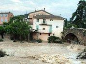 """Во Франции считают убытки и жертв """"большой воды"""""""