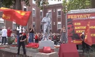 Статуя Ленина появилась в одном из городов Германии
