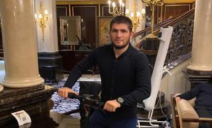 Хабиб примет участие в турнире UFC 259