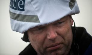 ВСУ обстреляли миссию ОБСЕ, пытавшуюся осмотреть позиции силовиков