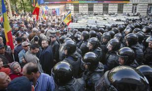Молдавия снова будет протестовать после праздников