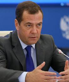 """Медведев """"выдал"""" всем прокурорам бронежилеты и баллончики"""